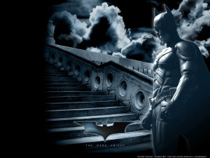 """Dark Knight"" starring Batman"